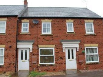 Drovers Close, Uttoxeter, Staffordshire ST14