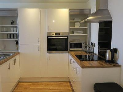 , M50, Manchester - Double Bedroom