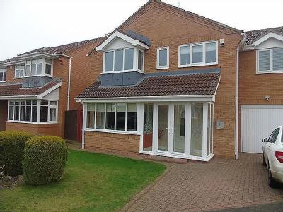Shotley Court, Ashington, Northumberland, NE63