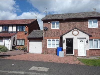 Inglewood Close, Blyth, Northumberland, NE24