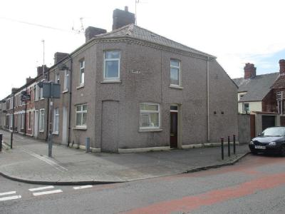 North Clive Street, Cardiff, CF11