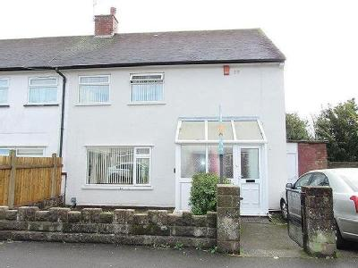 Narberth Road, Cardiff, CF5 - Garden