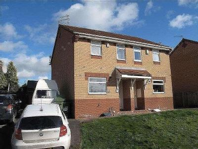 Orton Close, Winsford, Cw7 - Garden