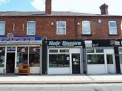 New Chester Road, Wirral, Ch62
