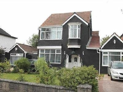 Upland Road, Selly Park, B29 - Garden
