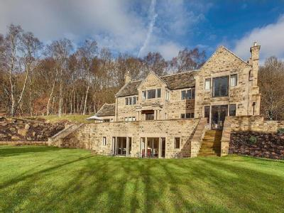 Upper Padley Hope Valley - En Suite