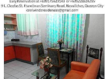 Novaliches, Quezon City - Furnished