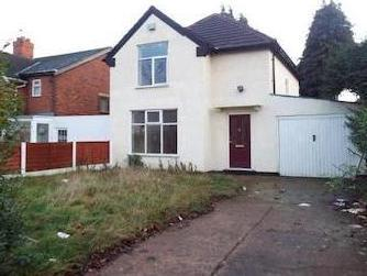 Chaucer Road, Walsall Ws3 - Garden
