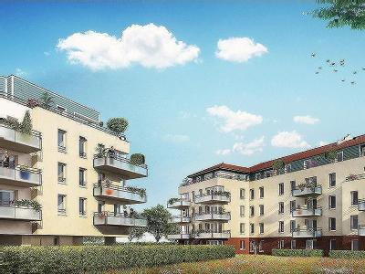 Appartement en vente, Wambrechies - Terrasse
