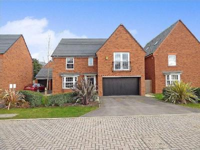 Waterlily Grove, Stapeley, Cw5