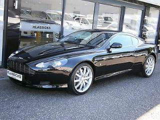 04/54 ASTON MARTIN DB9 5.9 V12 AUTOMATIC WITH VERY LOW MILEAGE