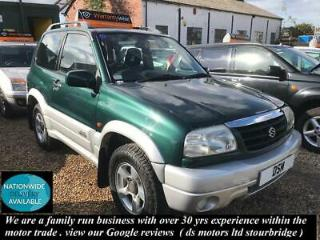 04/54 Suzuki Grand Vitara 1.6 SE 1 Lady Owner & Full Service History