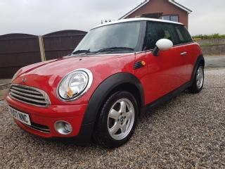 07 Mini Cooper * 57k miles * 2 prev owners fsh hpi clear 9 months mot px con