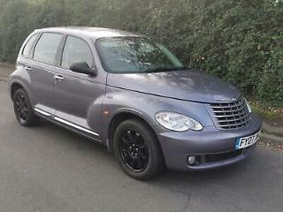 07plate Chrysler PT Cruiser 2.4 Limited SHOWROOM CONDITION HPI CLEAR / LEATHER