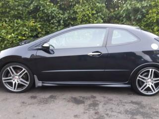 09 REG HONDA CIVIC TYPE R 6 SPEED HPI CLEAR 159K WARRANTED MILES HPI CLEAR