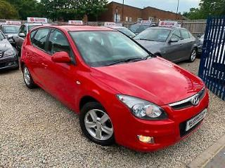 ✿09 Reg Hyundai i30 1.4 Comfort, Red ✿ONE OWNER ✿NICE EXAMPLE✿