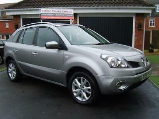 09 REG Renault Koleos 2.0dCi 4x4 Dynamique S DIESEL GREAT VALUE 4X4! READ ON!