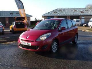 10 10 Renault Grand Scenic 1.6 VVT 7 seater Expression, 12 Months MOT,Warrany