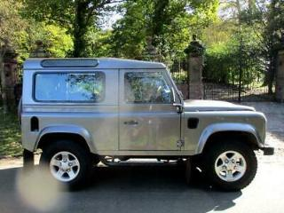 11 LAND ROVER DEFENDER 90 2.4 TDi XS A SIMPLY STUNNING ORIGINAL EXAMPLE
