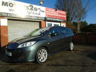 11 PLATE Mazda Mazda5 1.6D Sport MPV 7 SEATS FULL LEATHER