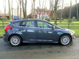 12 FORD FOCUS 1.6 TDCi ZETEC S 5DR DIESEL HATCH 63,533 MILES DAB 17' ALLOYS