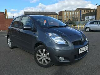 13K MILES! DRIVES EXCELLENT* 2011 11 TOYOTA YARIS T SPIRIT 5DR VVTI 1.3 PETROL