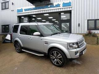 14 Landrover Discovery 4 3.0 SDV6 HSE Automatic 7 Seater