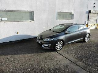14 Renault Megane GT Line 1.2 TCe ENERGY TomTom Damaged Salvage Repairable Cat N