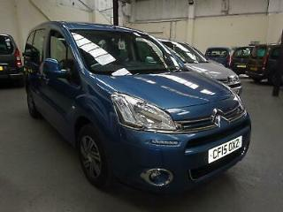 15 CITROEN BERLINGO AUTO WHEELCHAIR ADAPTED DISABLED VEHICLE
