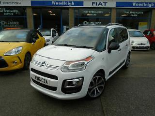 16 CITROEN C3 PICASSO 1.6DIESEL 5DR PLATINUM,FROM ONLY £133.25 PER MONTH,0% APR