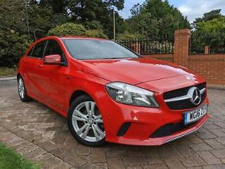 16 Reg Mercedes Benz A200d 2.1 Sport [136] * EXECUTIVE PACK * 1 Owner