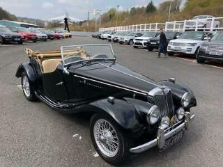 1954 MGTF 1.5 CLASSIC ROADSTER WITH LARGE HISTORY FILE MOTORSPORT HISTORY