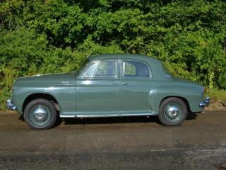 Rover 100 P4 with overdrive 1960, 69000 miles, £12750