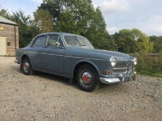 1961 Volvo Amazon, 122S, very rare early car! SOLD PENDING COLLECTION