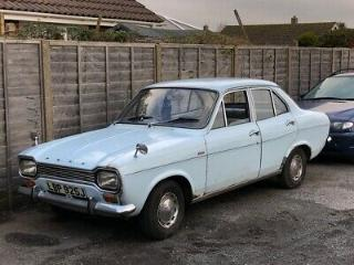 1970 mk1 ford escort 1300xl NOW SOLD !