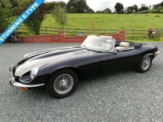 1972 JAGUAR E TYPE 5.3 V12