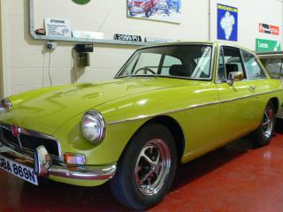 1974 MGB GT Citron Superb Condition MG