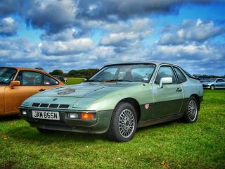 1980 Porsche 924 Turbo Series 1