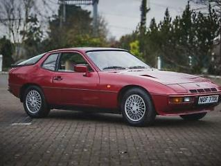 1982 Porsche 924 Turbo Gorgeous Condition Very Original