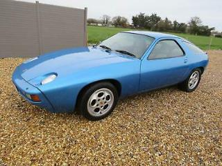 1984 Porsche 928 2 DOOR FOUR SPEED AUTO Petrol Automatic