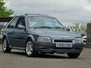 1988 Ford Escort 1.6 Turbo RS 3dr