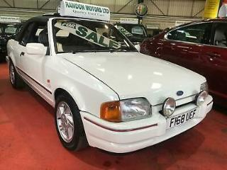 1988 Ford Escort 1.6 XR3i 2dr