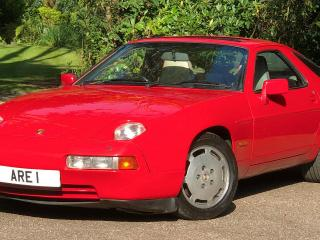 1990 PORSCHE 928 S4 GT Automatic Last owner 17 years with history from new !