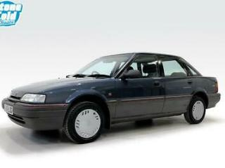 1990 Rover 414 1.4 SLi 16v 27,300 miles 2 owners immaculate