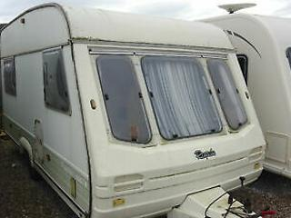 SWIFT RAPIDE 1991 MODEL 4 BERTH CARAVAN