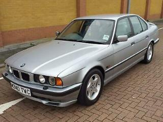 1994 BMW 5 Series 4.0 540i V8 4dr