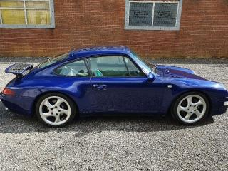 1994 Porsche 993/911, Air Cooled 3.6 Carrera Manual, 87,789 Miles, 21 Stamps
