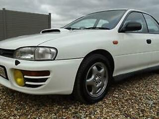 1994 Subaru Impreza Turbo 2000 4WD 4dr SALOON Petrol Manual