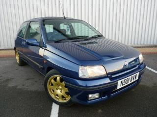 1995 Renault Clio 2.0 16V WILLIAMS 3 * MODERN CLASSIC / HUGE HISTORY / VGC