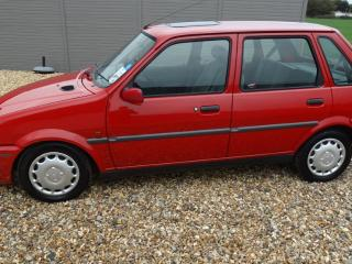 Rover 100 1.4 SLi 5 DOOR GENUINE 22,000 MILES Hatchback 1995, 22000 miles, £2950